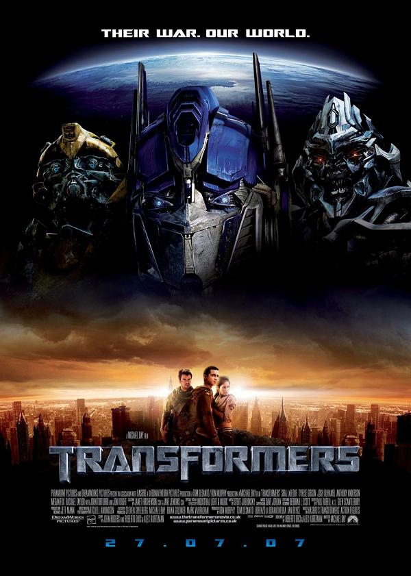 Transformers I / Трансформърс 1 (2007)