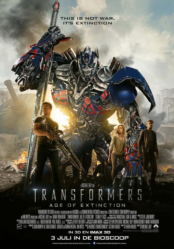 Transformers IV : Age of Extinction / Трансформърс 4 : Ера на изтребление (2014)