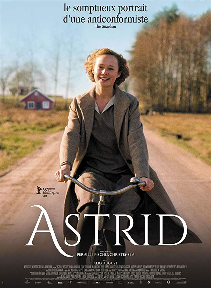 Becoming Astrid / Unga Astrid / Приказка за Астрид (2018)