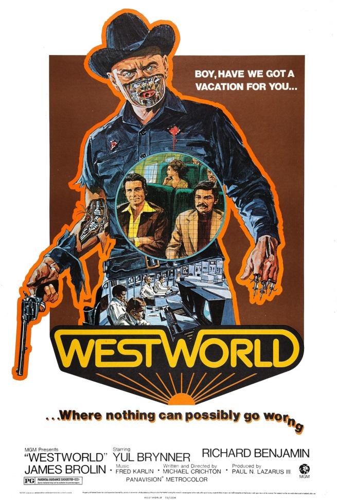 Westworld / Западен свят (1973)