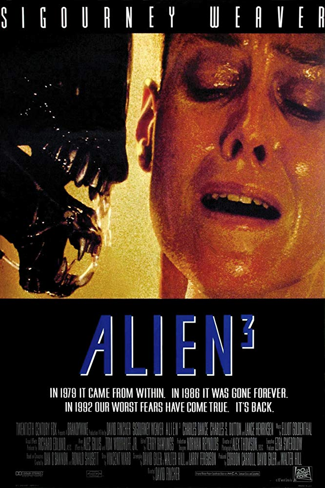 Alien III / Пришълец 3 (1992)