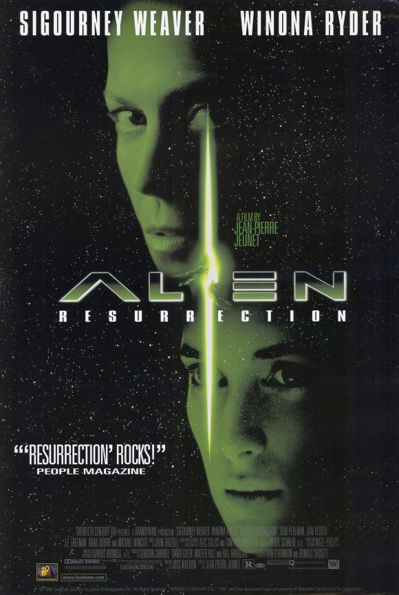 Alien IV : Resurrection / Пришълецът 4 : Възкресение (1997)