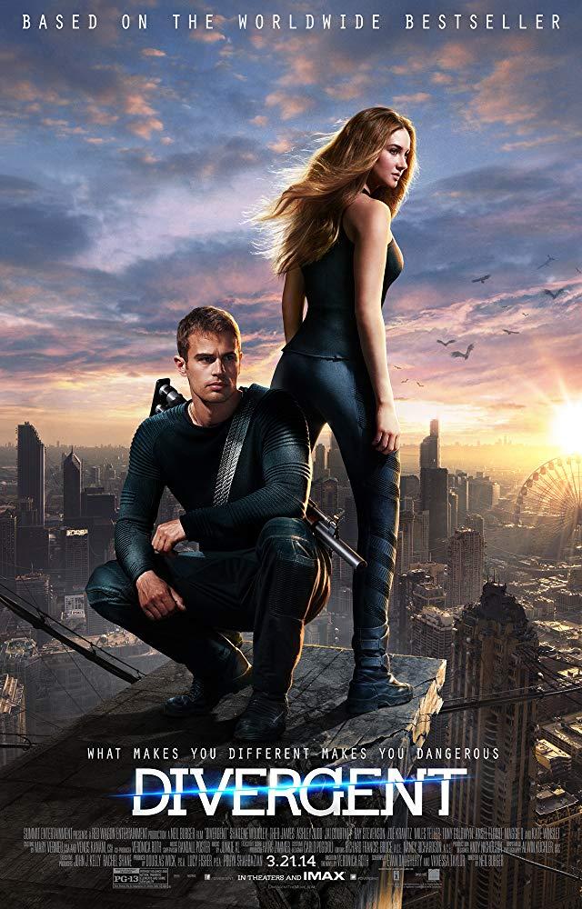 Divergent I / Дивергенти 1 (2014)