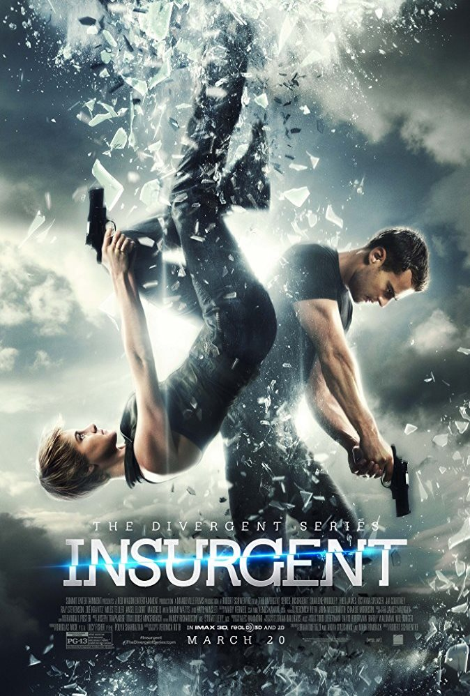 Divergent II : Insurgent / Дивергенти 2 : Бунтовници (2015)