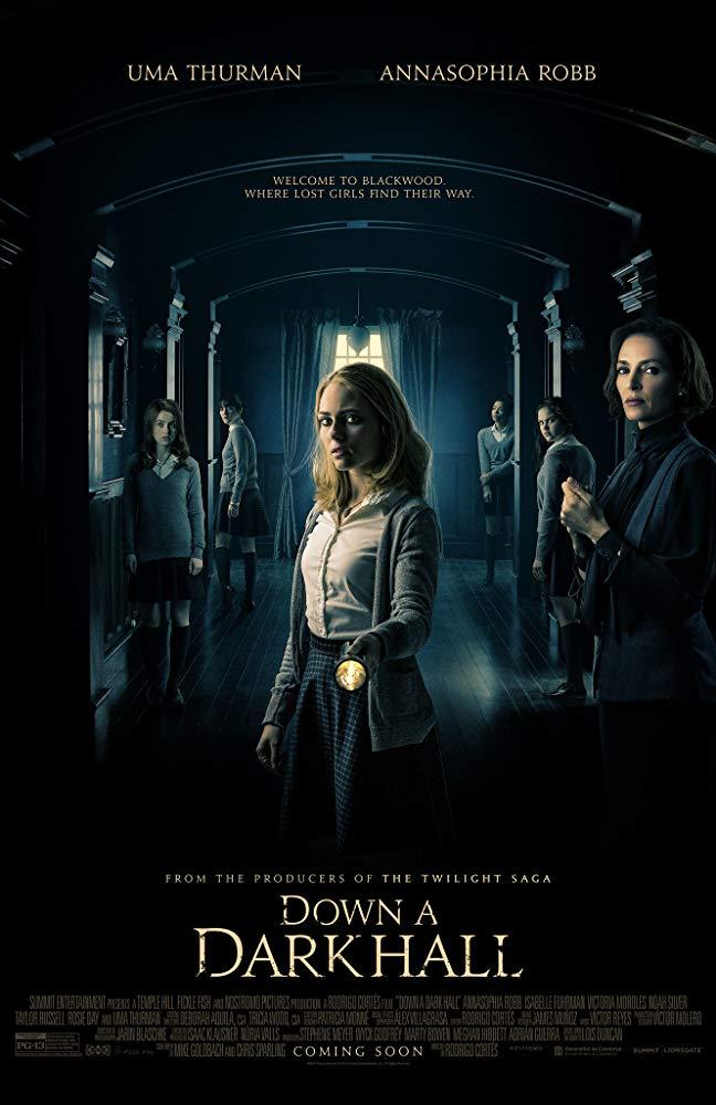 Down a Dark Hall / Blackwood / Надолу по-тъмния коридор (2018)