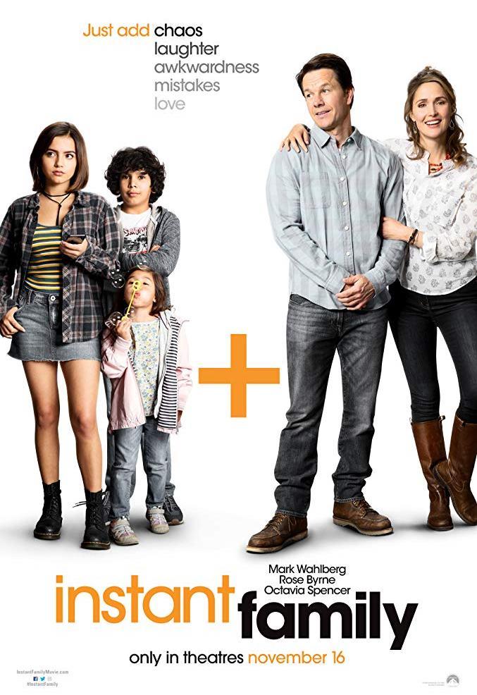Instant Family / Почти истинско семейство (2018)