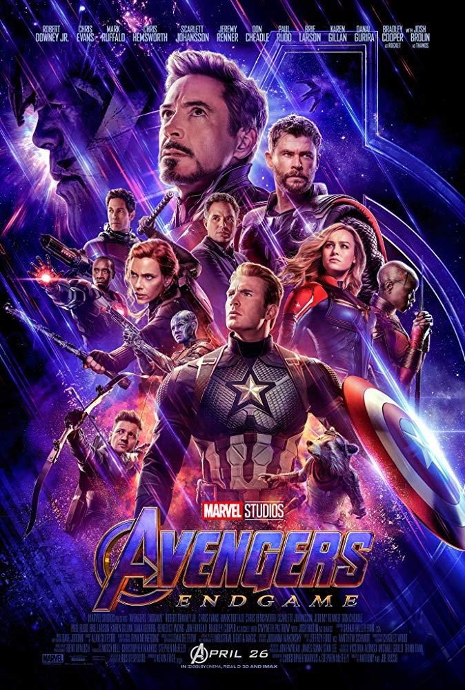 The Avengers IV : Endgame / Отмъстителите 4 : Краят (2019)