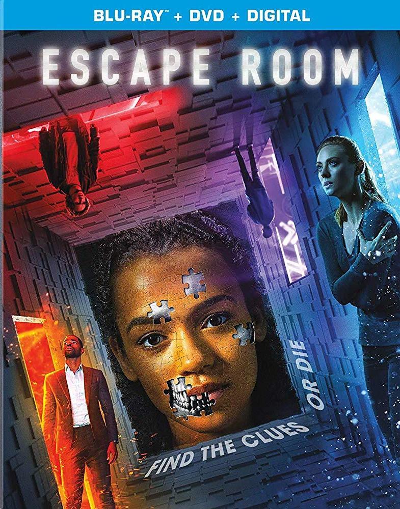Escape Room / Стая За Бягство : Играй или умри (2019)