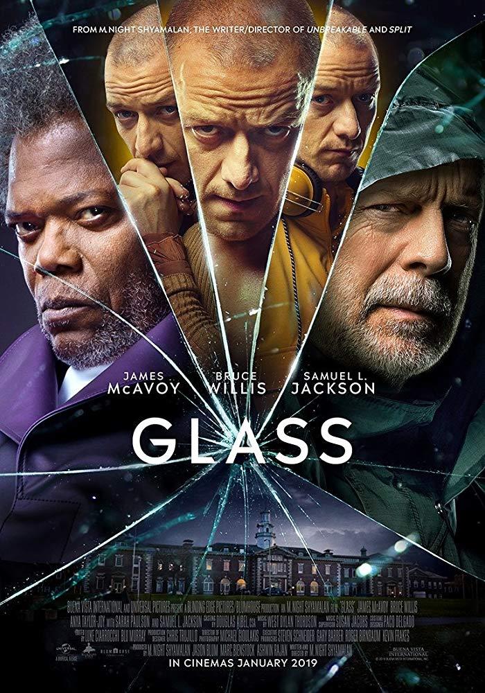 Glass / Стъкления (2019)