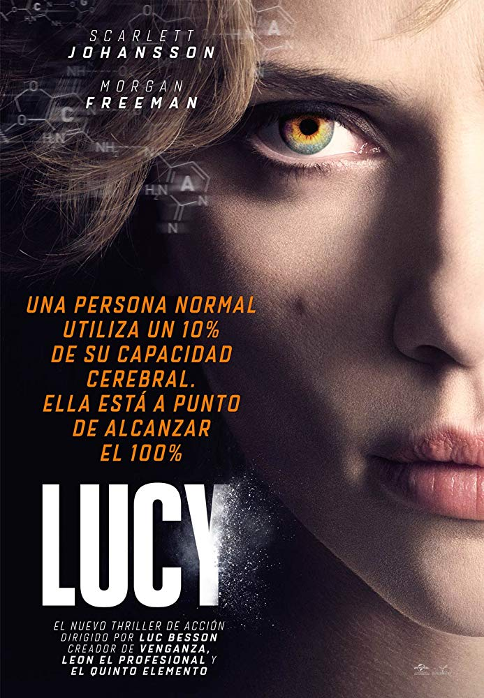 Lucy / Люси (2014)