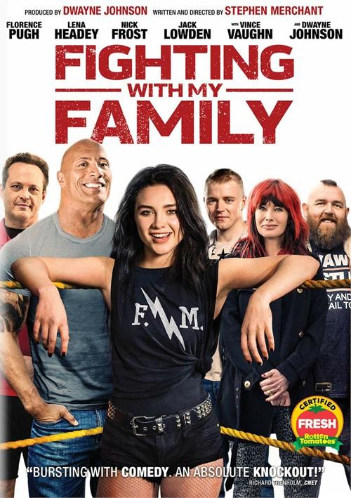 Fighting with My Family / Семейни кютеци (2019)