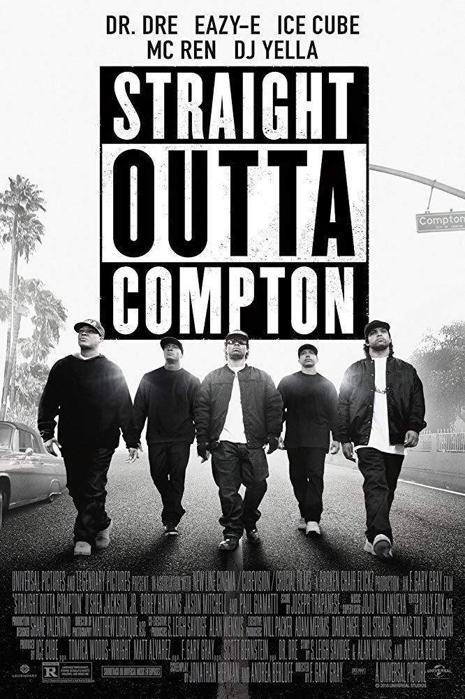 Straight Outta Compton / Директно от Комптън (2015)