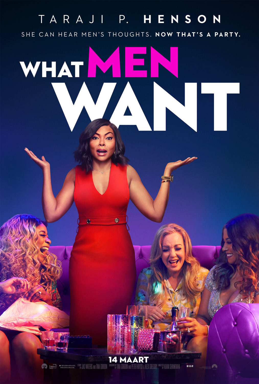 What Men Want / Какво искат мъжете (2019)