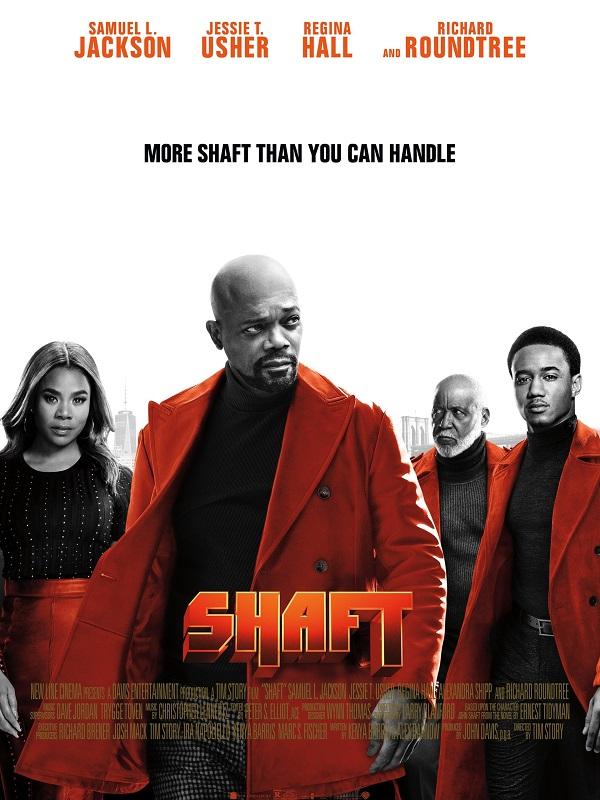Shaft / Шафт (2019)